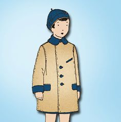 Vintage Sewing Patterns Vintage Butterick Sewing Pattern 1592 Uncut Baby Boys Over Coat Size 4 Toddler Suits, Toddler Boy Outfits, Toddler Girl Dresses, Toddler Boys, Kids Outfits, Baby Boys, Girls Dresses, Mccalls Sewing Patterns, Simplicity Sewing Patterns