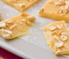 Milk Toffees: Another HIGHLANDER Sweetened Condensed Milk recipe from our 100 years of Sweet Baking Memories Book. http://www.bakers-corner.co.nz/recipes/truffles/milk-toffees/