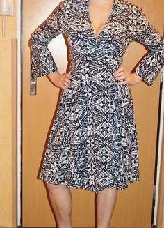 Dj, Wrap Dress, Casual, Dresses, Fashion, Catalog, Vestidos, Moda, Fashion Styles
