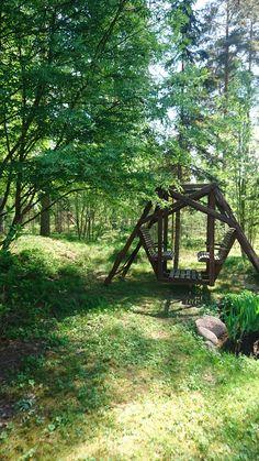 Pihakeinu, puutarha, ulkonasistaminen Trunks, Plants, Drift Wood, Tree Trunks, Plant, Planets