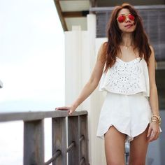 Nellie Lim in the Nasty Gal Collection Virtue and Vice Embroidered Tank || Get the tank: http://www.nastygal.com/nasty-gal-spring-collection-2014/nasty-gal-collection-virtue-and-vice-embroidered-tank?utm_source=pinterest&utm_medium=smm&utm_term=ngdib&utm_content=nasty_gals_do_it_better&utm_campaign=pinterest_nastygal