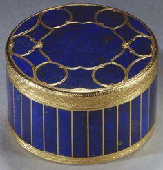 Snuff box | 1756