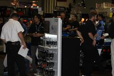 GoPro offers new products at the 2012 PRI show.