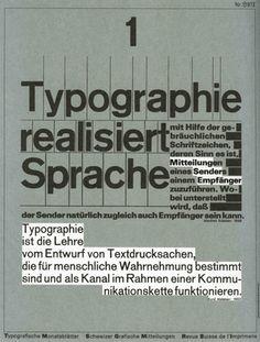 TM. Wolfgang Weingart 1972/73