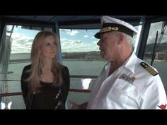 www.cruisejournal.de #Kreuzfahrt #Cruise #Jette Joop besucht #AIDAblu - Folge 1