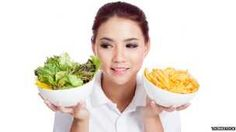 Brain 'can learn to eat healthily'