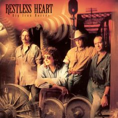 -Restless Heart - Paul Cregg and Creg Jennings