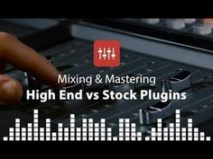 High End VS Stock Plugins TUTORiAL SYNTHiC4TE | June 04 2017 | 1.93 GB Veteran dance music producer in-depth course in Mixing and Mastering. Using stems f