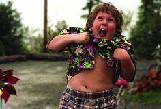 The Goonies, 1985 #movie #goonies #chunk