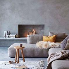 Cozy winter vibes 🔥 via @boligpluss ✖️#inspiration #interiordesign #interiordecor #interiordesignideas #homedecor #homedesign #homedecoration #decoration #decor #instahome #livingroom #livingroomdecor #livingroomdesign #scandinaviandesign #scandinavianstyle #scandinavianhome #cozyhome #cozycorner #couch #interiorinspo #interiorstyling #interior4all