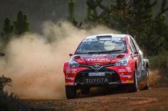 Während wir auf das WRC-Comeback von Toyota warten, sind die Japaner bereits erfolgreich in Südafrika unterwegs. Toyota und Tommi Mäkinen sind noch mit der Entwicklung des Toyota Yaris WRC für ... weiterlesen