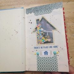 Happy Little Moments - Inside Pages by GwenLafleur at @studio_calico