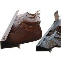 Shoe Rack by Jaime & Mark Antoniades  Central Saint Martins Alumni #CSM