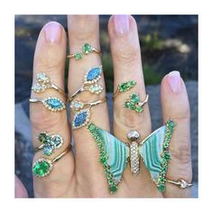 Love a good butterfly and all things @edenpresleyjewelry