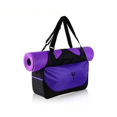 Ropa De Hombre Independent Yoga Bag Canvas 75*16cm Printing Drawstring Design Backpack For 6mm Yoga Mat Bag Pilates Fitness Gym Dance Training Pad Case