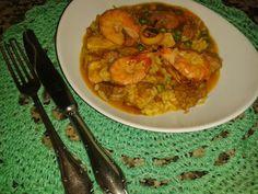 Culinária dia a dia: Arroz à valenciana