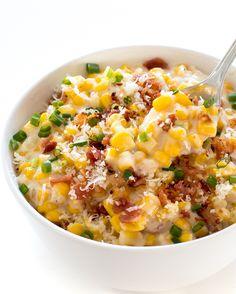 Creamed Corn Recipe - Chef Savvy