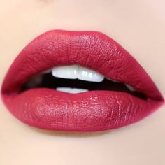 You'll be queen of the castle in this saturated raspberry and we ain't a lyin'. #lyinking #colourpop
