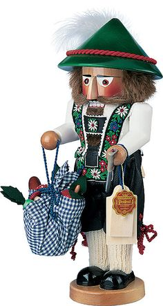 Tyrolean+Nutcracker+by+Steinbach $  247.00  incl. shipping!