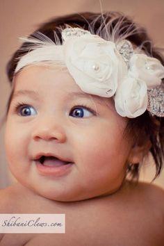 Baby headband newborn headband adult by sprinklesforsprouts