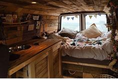 """10.9k Likes, 257 Comments - Vanlife Diaries (@vanlifediaries) on Instagram: """"@tinytinstudio Jamie and Jasmine getting excited about getting on the road, why wouldn't you be…"""""""