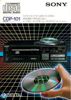ソニーCDプレーヤー CDP-101