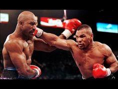 Mike Tyson vs Evander Holyfield I - YouTube