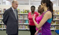 Prince Phillip asks community centre group: 'Who do you sponge off?'