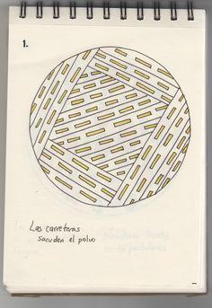 #dibujo #círculo #uno