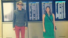 """Clara Bensen's essay """"The Craziest OKCupid Date Ever"""" is being adapted into a film called """"No Baggage,"""" which is about her spontaneous three-week trip around the world with a guy she met online."""