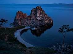See a photo of Lake Baikal in Siberia by Carolyn Drake and download free wallpaper from National Geographic.