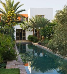 arnaud maurières et eric ossart, jardin de hotel dar hussein, taroudant maroc