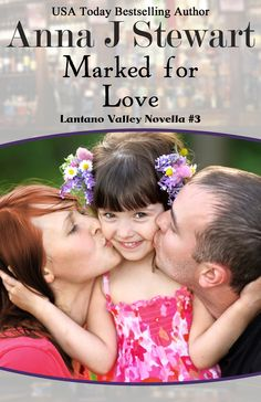 Between managing Lantano Valley's go-to pub, running herd on her six siblings, and dealing with an emotionally unavailable father, the last thing Regan Murphy needs to add to her already overflowing life is tattoo artist Brodie Crawford. But from the moment she meets this sexy single father, she can't put him out of her mind.  http://www.authorannastewart.com/marked-for-love/