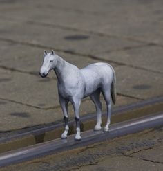 SKYFORM | 3D PRINTED HORSE | 3D TLAČENÝ KÔŇ | www.skyform.eu