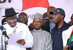 Only PDP Can Take Nigeria To Greatness - Goodluck Jonathan Says