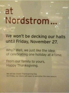 Retail Stores & Christmas: How Soon is TOO Soon To Deck The Halls?