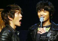 Onew & Minho