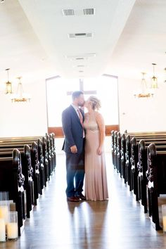 Love is in the air. What a wonderful wedding we had in our little white wedding chapel!