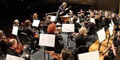 """The Asheville Symphony Orchestra and Asheville Art Museum marry their artistic mediums for a performance of Beethoven's """"Pastoral"""" Symphony No. 6."""