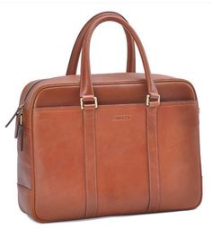 Who says only women should have high-fashion, high-quality camera bags?  This impressive Italian Leather number is GREAT for men and women.
