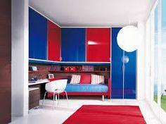 Resultado de imagen para colorful interior design