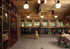 simple ideas to organize your winter garage - Garage Designs Interior Ideas