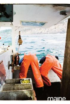 Lobstering on the Edge