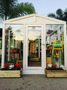 Greenhouse Wood #celanogreenhouse