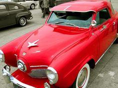 Bullet Nose...Studebaker Champion1950   So Cute!