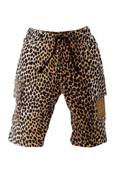 Dolce & Gabbana Junior Track Pants ANIMAL PRINT, Color: Leopard pattern, Size: 62