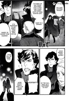 A Study In Pink, Sherlock Holmes Bbc, Manga, Reading, Movie Posters, Manga Anime, Film Poster, Manga Comics, Reading Books