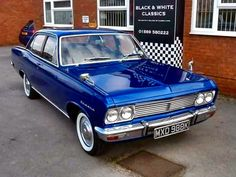 Vauxhall Cresta 3.3 PC - 1972. General Motors, Classic Cars British, British Car, Vauxhall Motors, Automobile, Ferrari, Gm Car, Cars Uk, Classic Motors