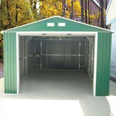 Storage Sheds 5x5 Metal Shed, Metal Garages, Storage Shed Kits, Galvanized  Steel,