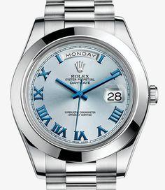 Rolex Day-Date II Watch - Rolex Swiss Luxury Watches